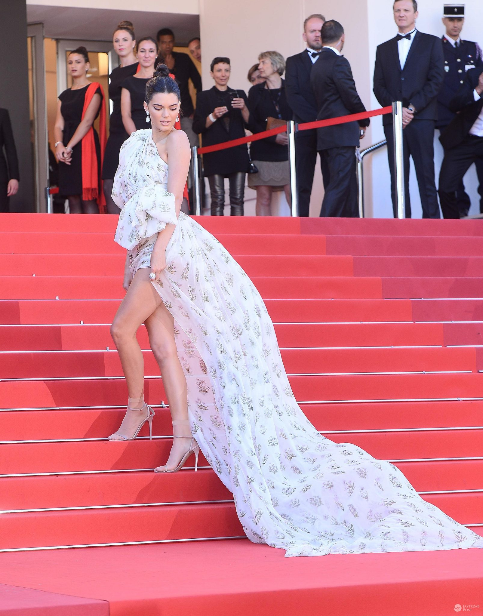 Kendall Jenner w Cannes