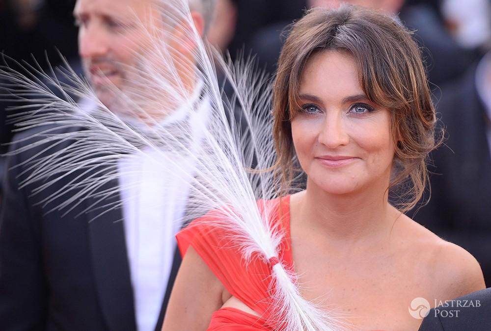 Dominika Kulczyk na czerwonym dywanie w Cannes 2017