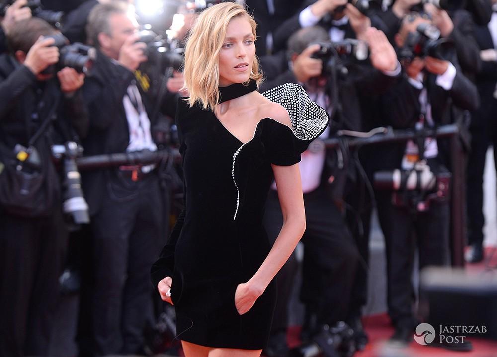 Polskie gwiazdy w Cannes 2017 - Anja Rubik