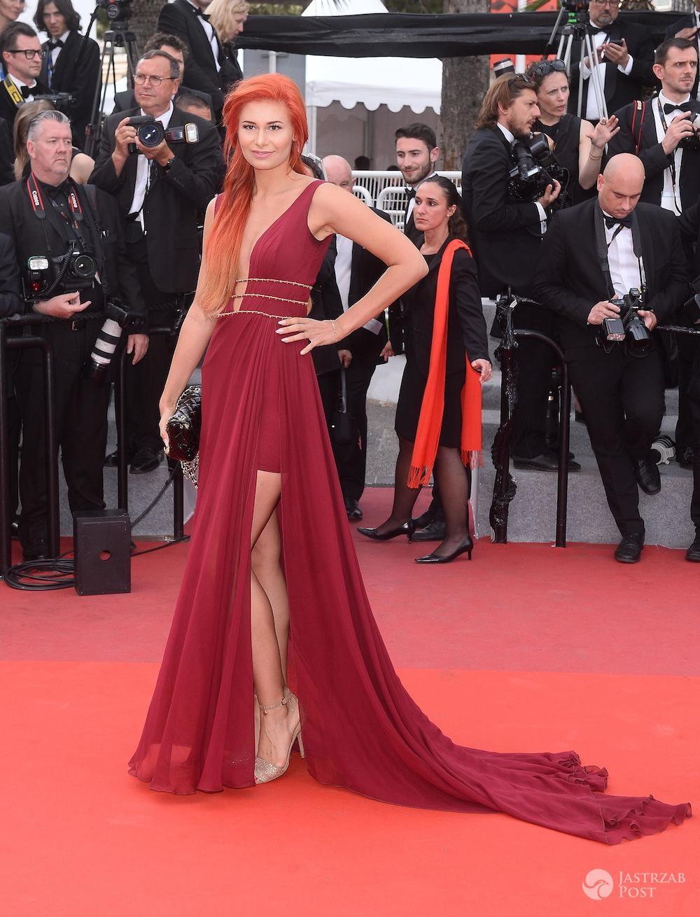 Ola Gintrowska - Cannes 2017