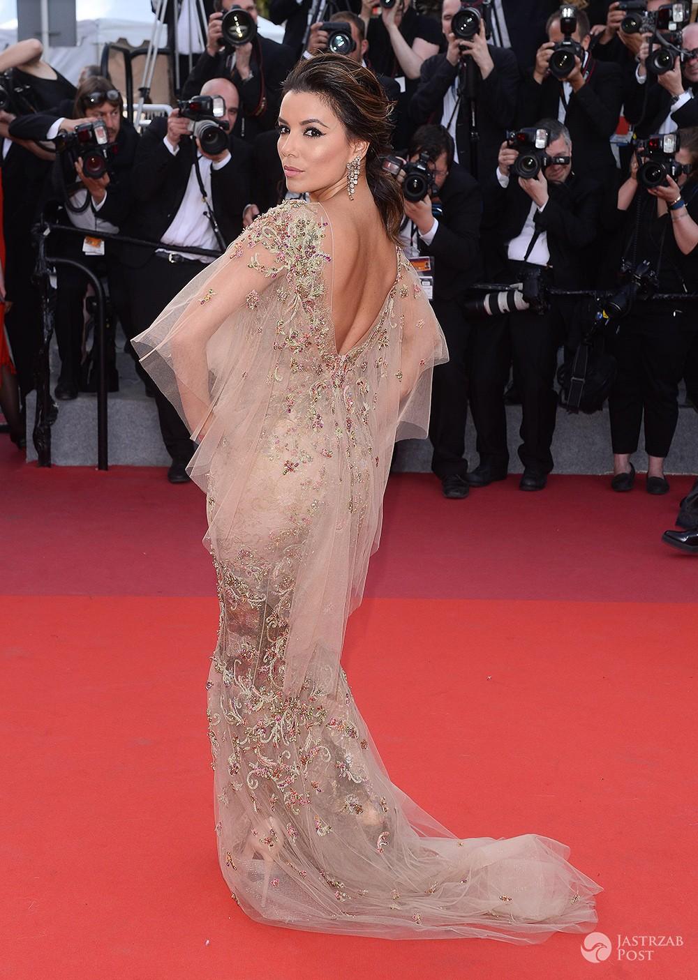 Eva Longoria w Cannes 2017
