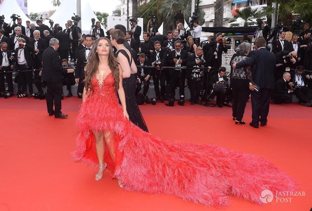 Natalia Janoszek - Cannes 2017