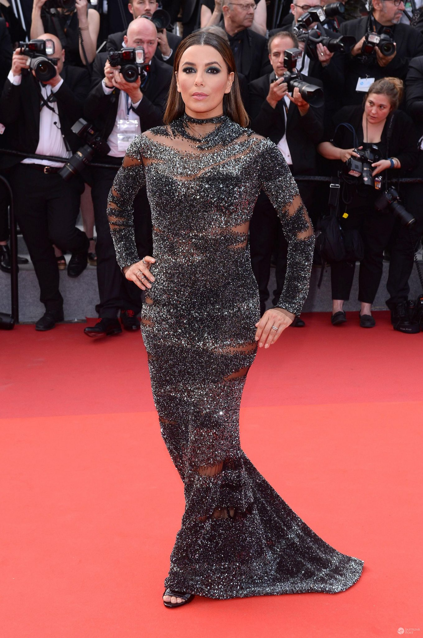 Eva Longoria - 70. urodziny Festiwalu w Cannes 2017