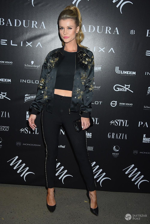 Joanna Krupa - MMC, pokaz mody 2017