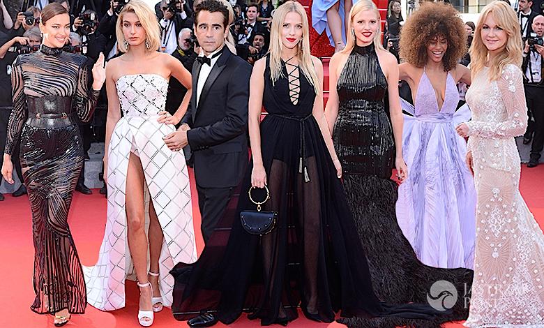 Gwiazdy w Cannes 2017 kreacje
