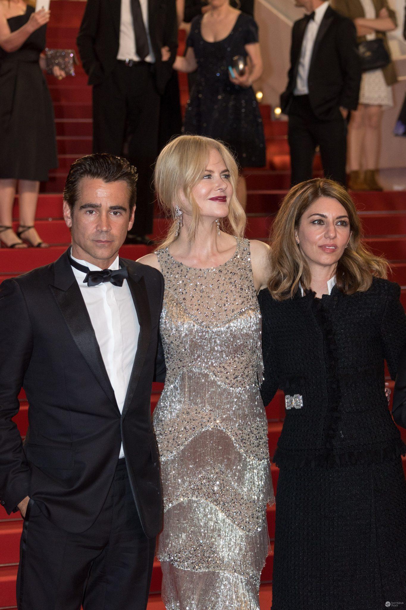 Sofia Coppola, Nicole Kidman, Colin Farrell - Cannes 2017