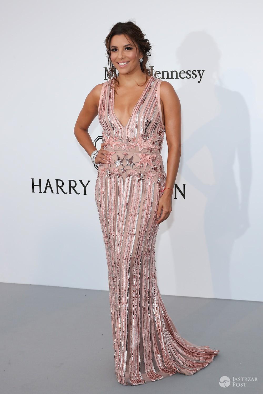 Eva Longoria - gala AmfAR, Cannes 2017