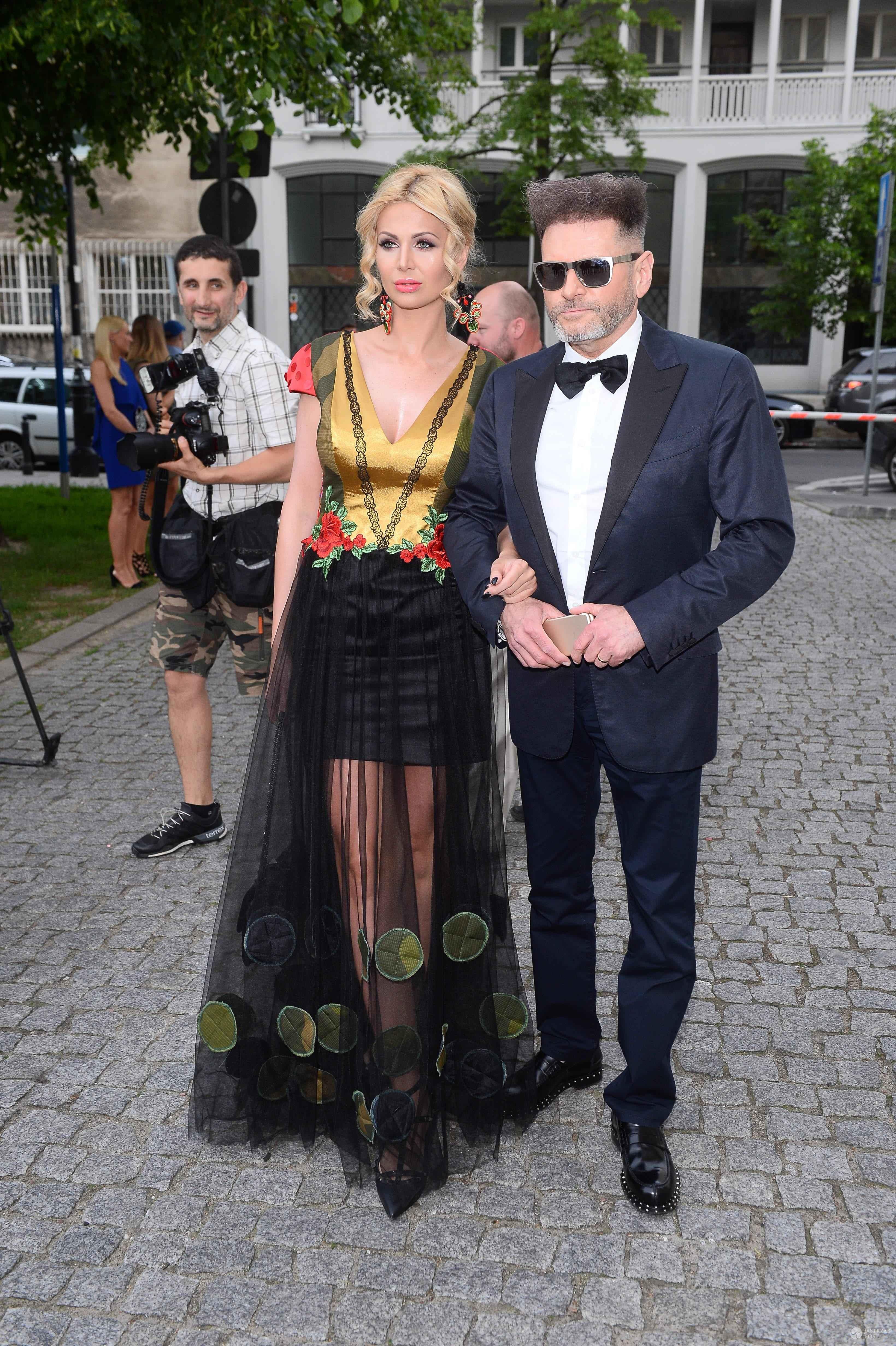 Krzysztof Rutkowski i Maja Plich - Gala Gwiazd 2017