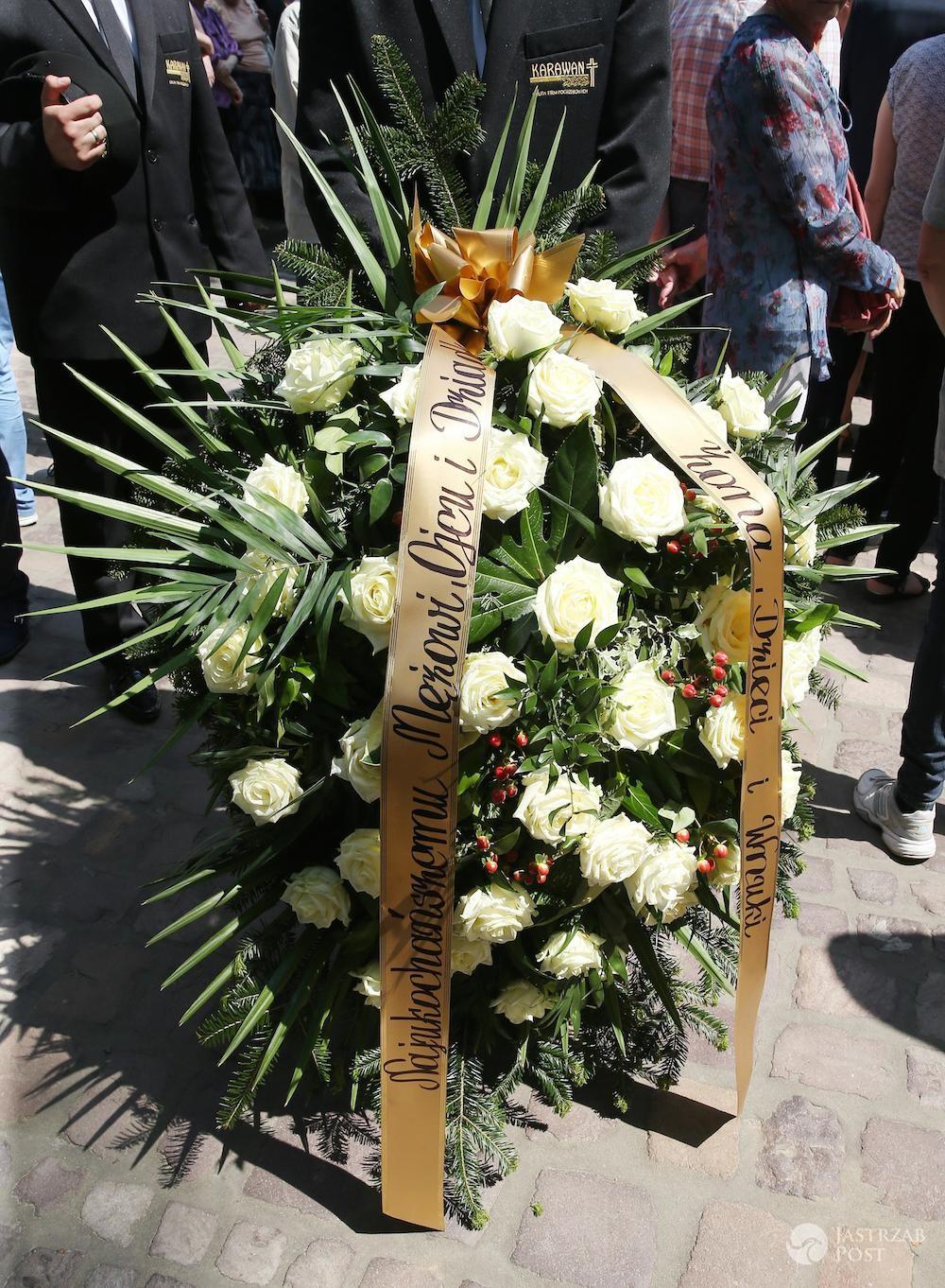 Pogrzeb Zbigniewa Wodeckiego. Tłumy ludzi i wzruszające przemowy - Zdjęcia z pogrzebu Zbigniewa Wodeckiego