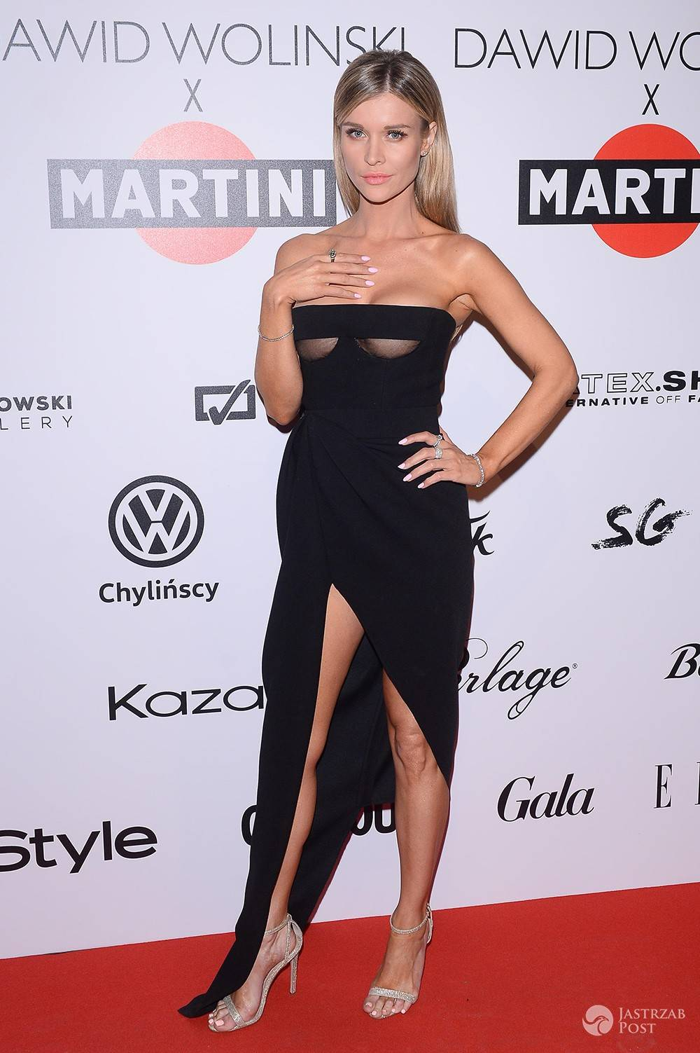 Joanna Krupa - Dawid Woliński x Martini, 2017