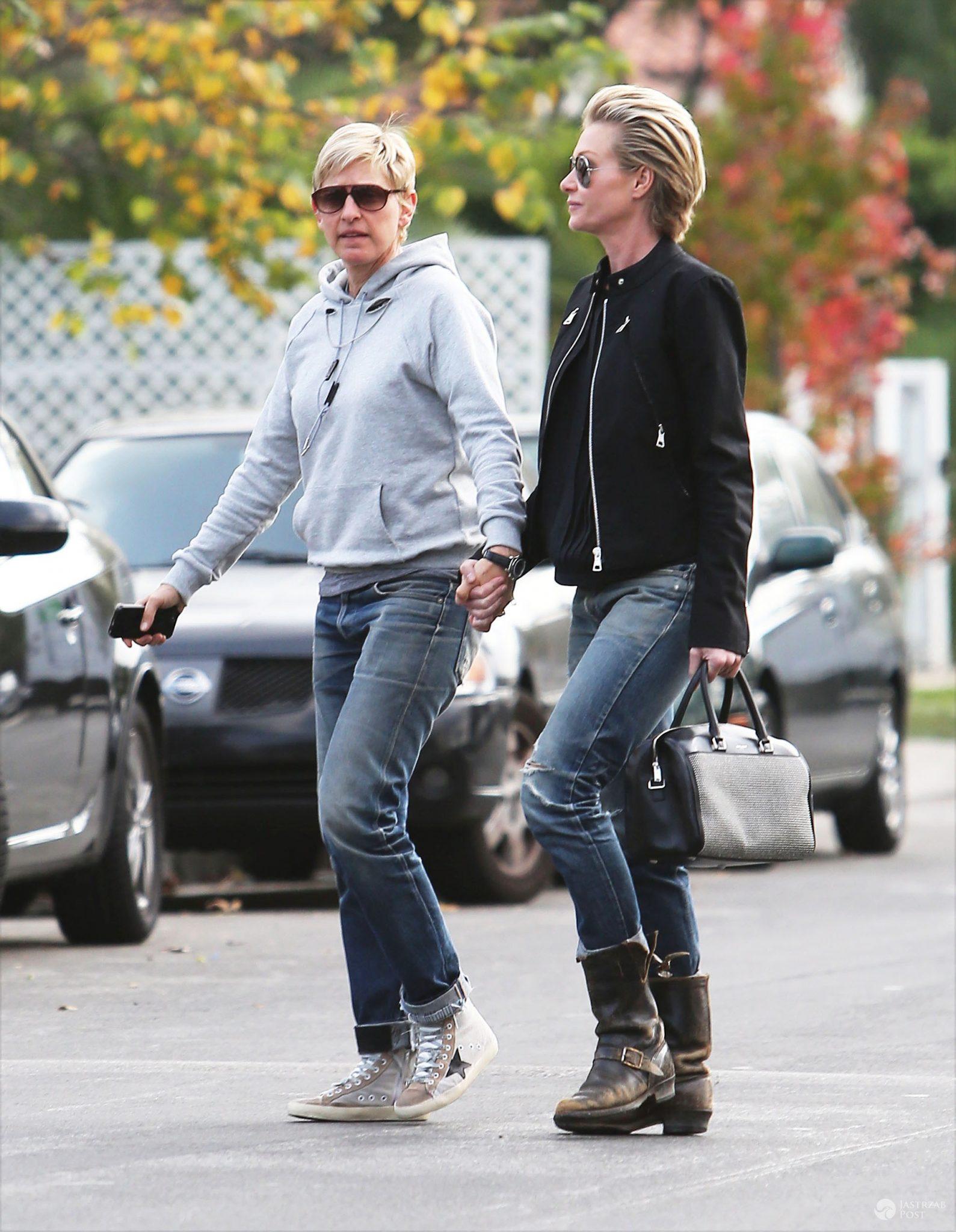 Portia de Rossi i Ellen DeGeneres - kryzys w związku