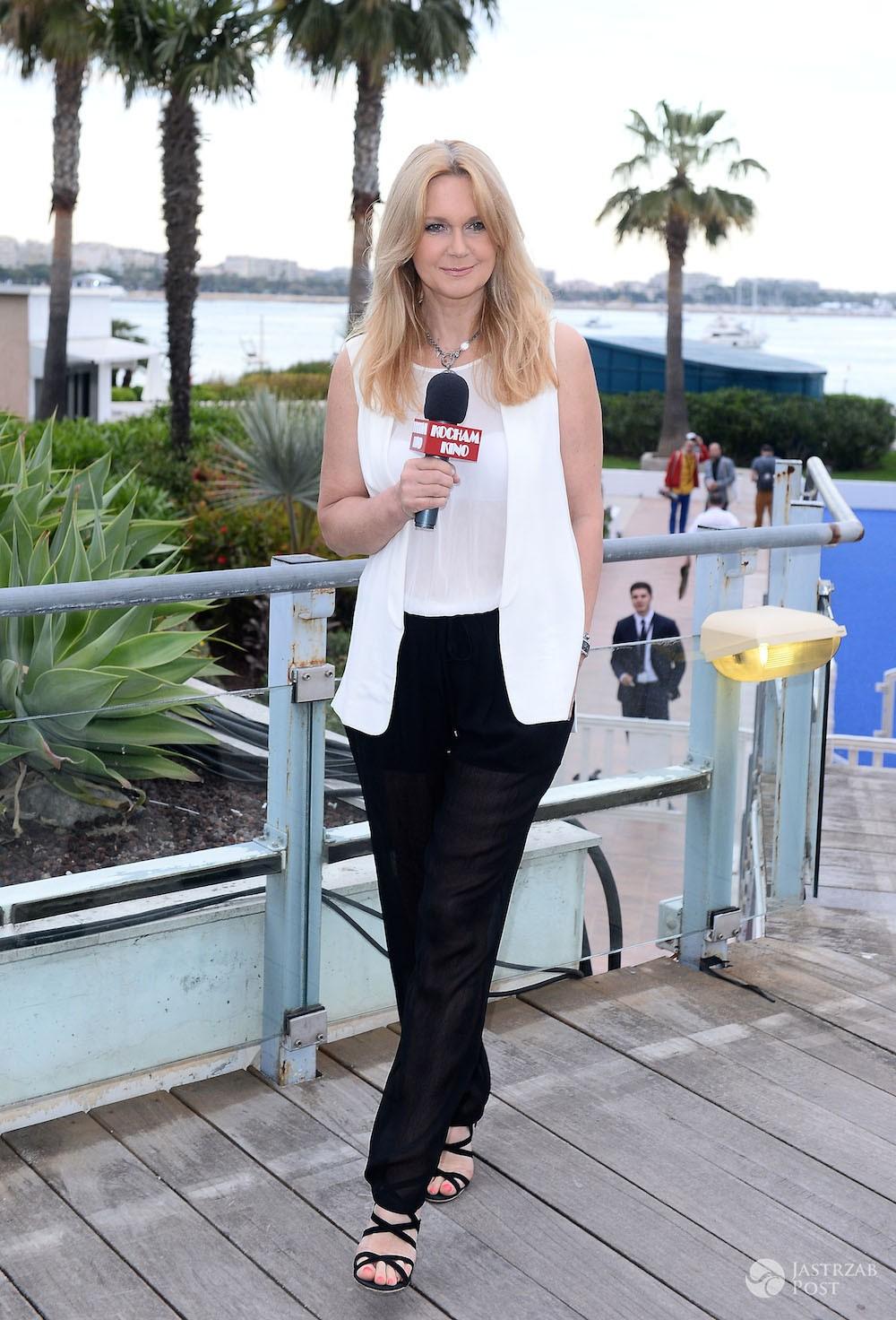 Grażyna Torbicka - od 20 lat na festiwalu w Cannes