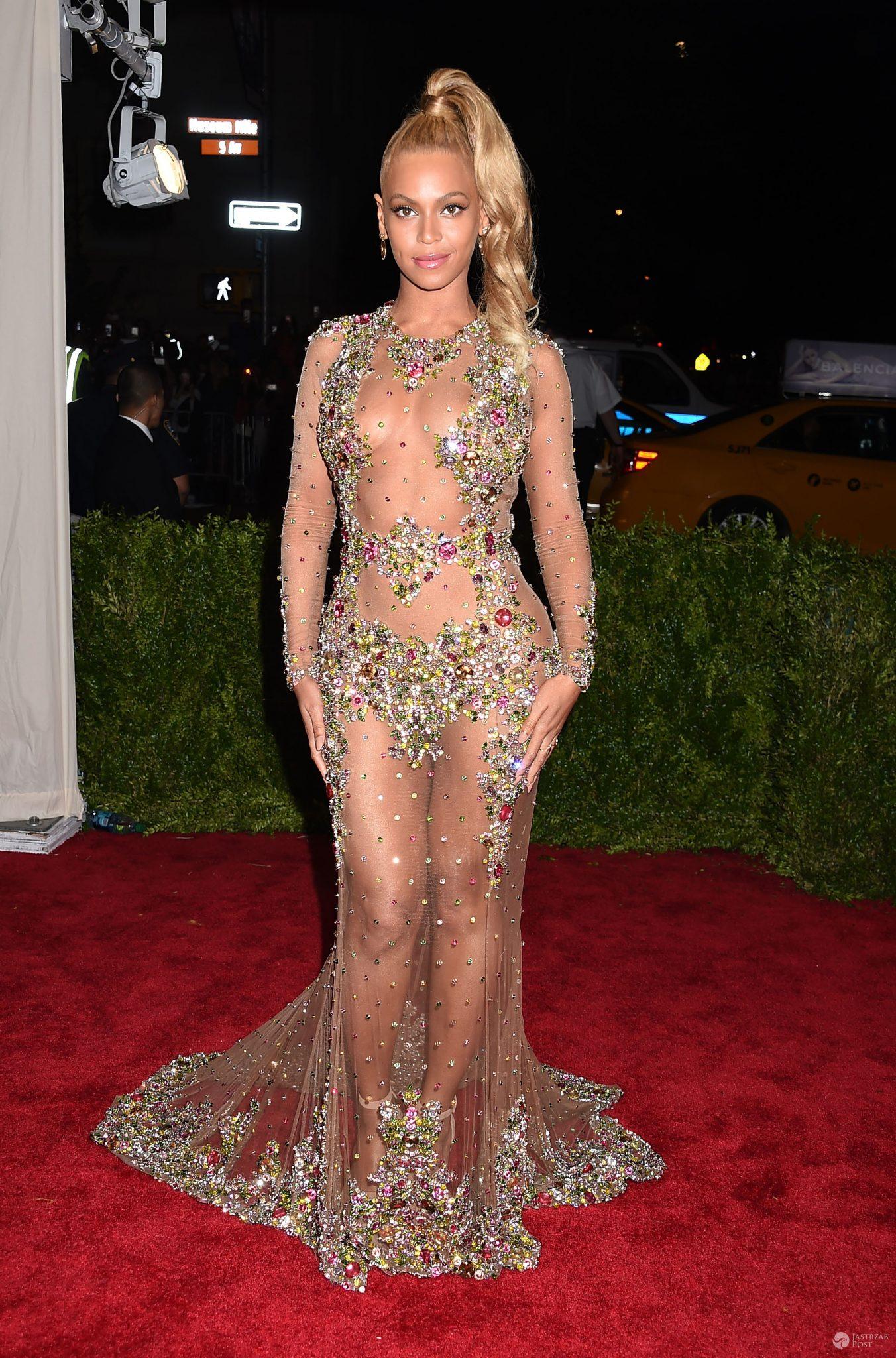 MET Gala 2015 Beyonce