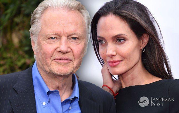 Angelina Jolie i Jon Voight znów rozmawiają