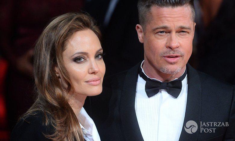 Brad Pitt i Angelina Jolie znów razem