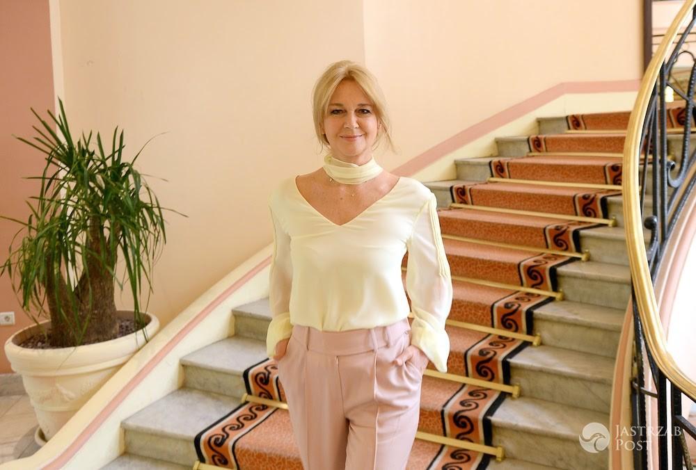 Zdjęcie (9) Mamy pierwsze zdjęcie z przepięknej sesji Grażyny Torbickiej w Cannes dla L'Oreal Paris!
