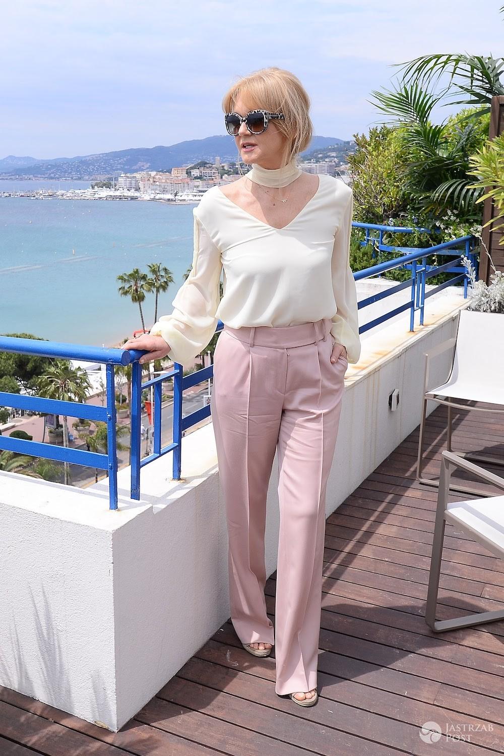 Cannes 2017 - Grażyna Torbicka
