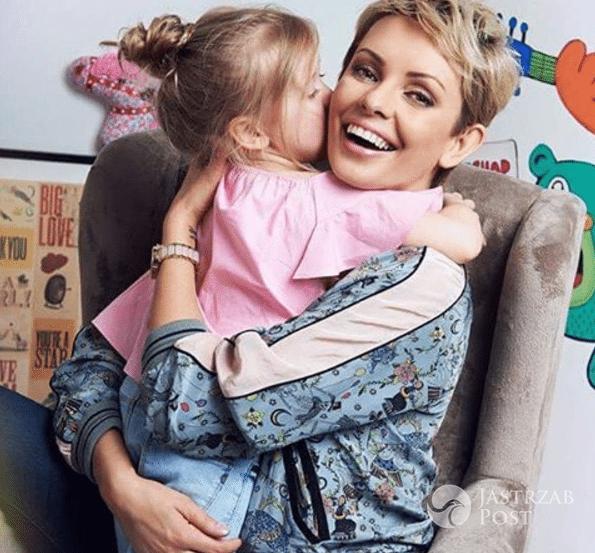 Dorota Gardias z córką - Dzień Matki 2017