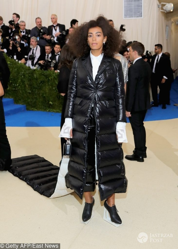 Solange Knowles - MET Gala 2017, kreacja: Thom Brown