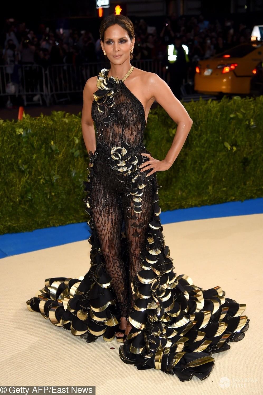Halle Berry - MET Gala 2017