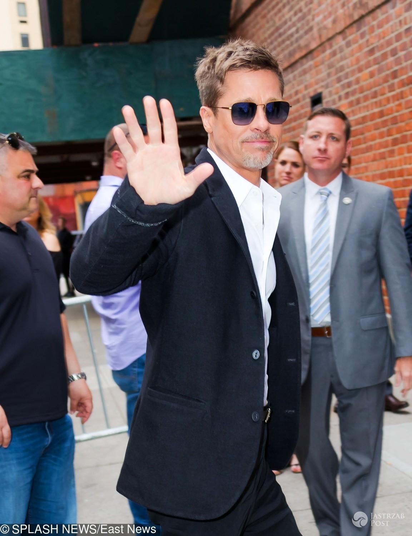 Brad Pitt idzie na imprezę Netflixa