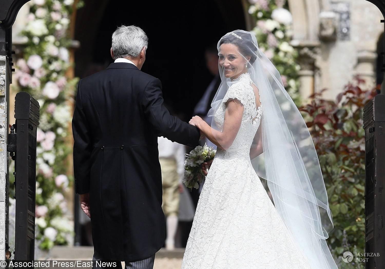Zdjęcia ze ślubu Pippy Middleton i Jamesa Matthewsa