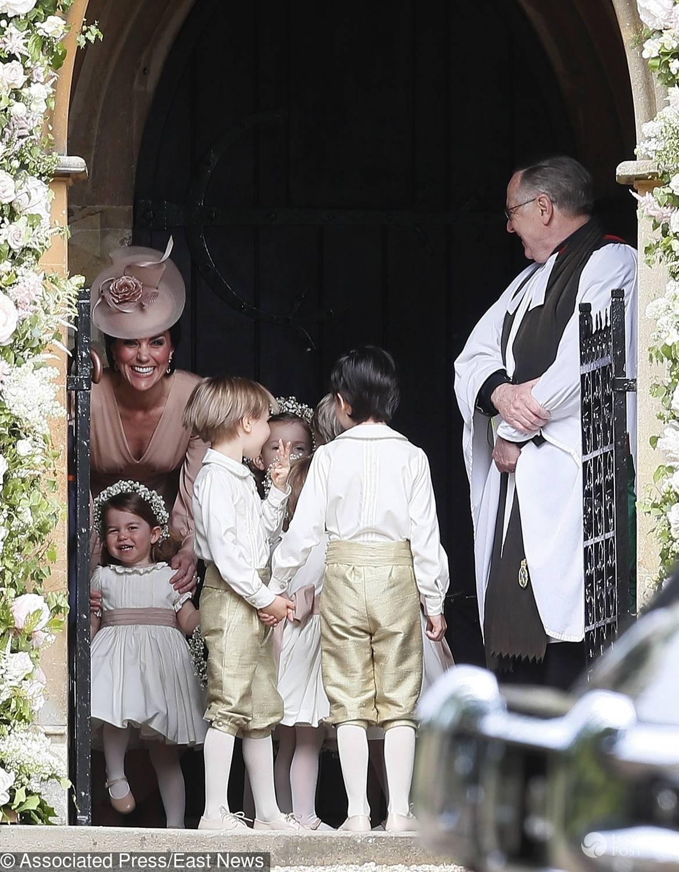 Pippa Middleton - zdjęcia ze ślubu