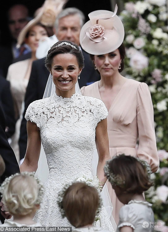 Pippa Middleton księżna Kate