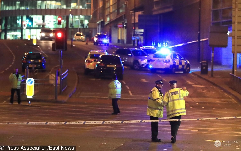 Zamach terrorystyczny w Manchesterze po koncercie Ariany Grande
