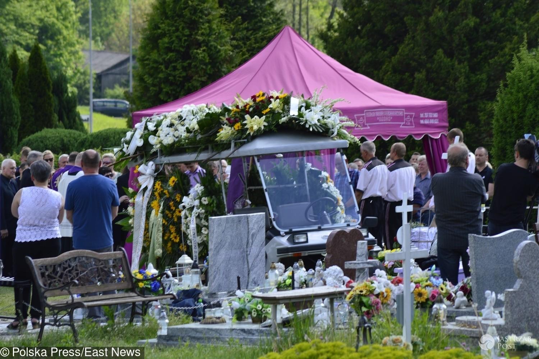 Pogrzeb Magdaleny Żuk, zdjęcia