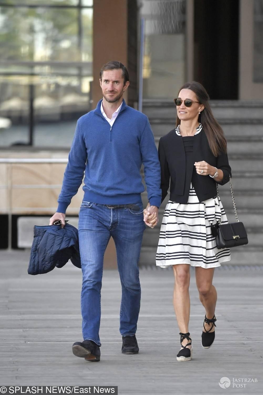 Pippa Middleton z mężem w Sydney