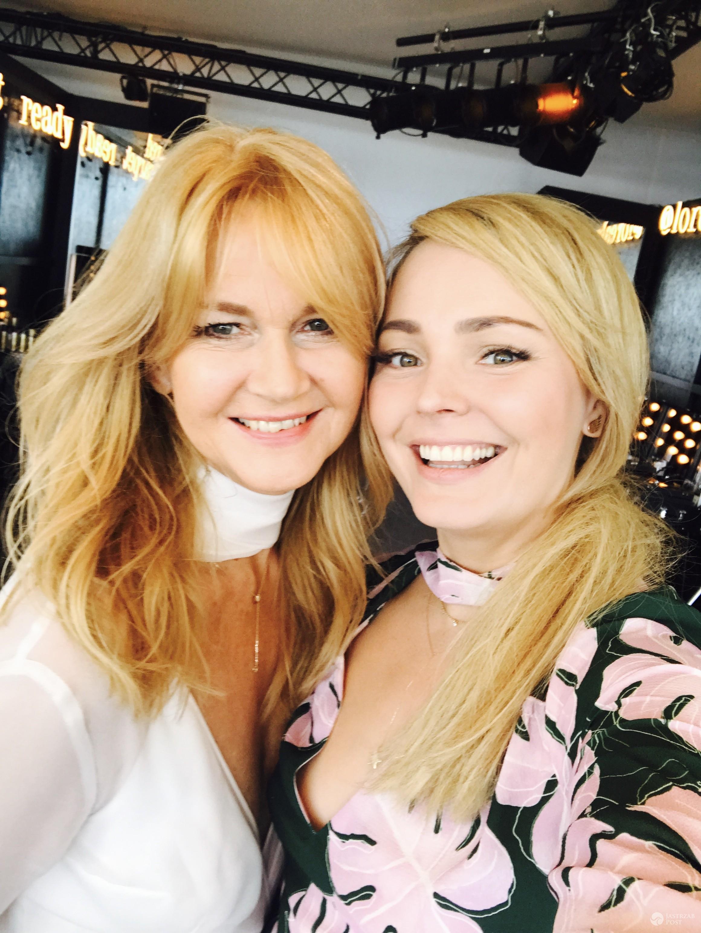 Grażyna Torbicka i Agnieszka Jastrzębska w Cannes 2017