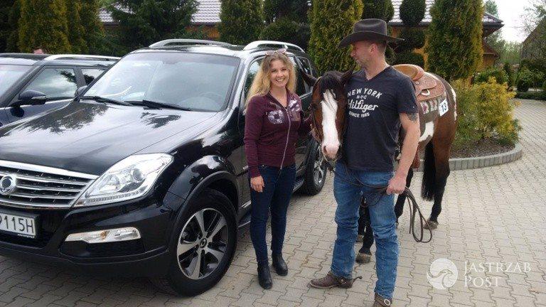Anna Powierza i Bogdan Czarnik - Puchar Polski w reiningu