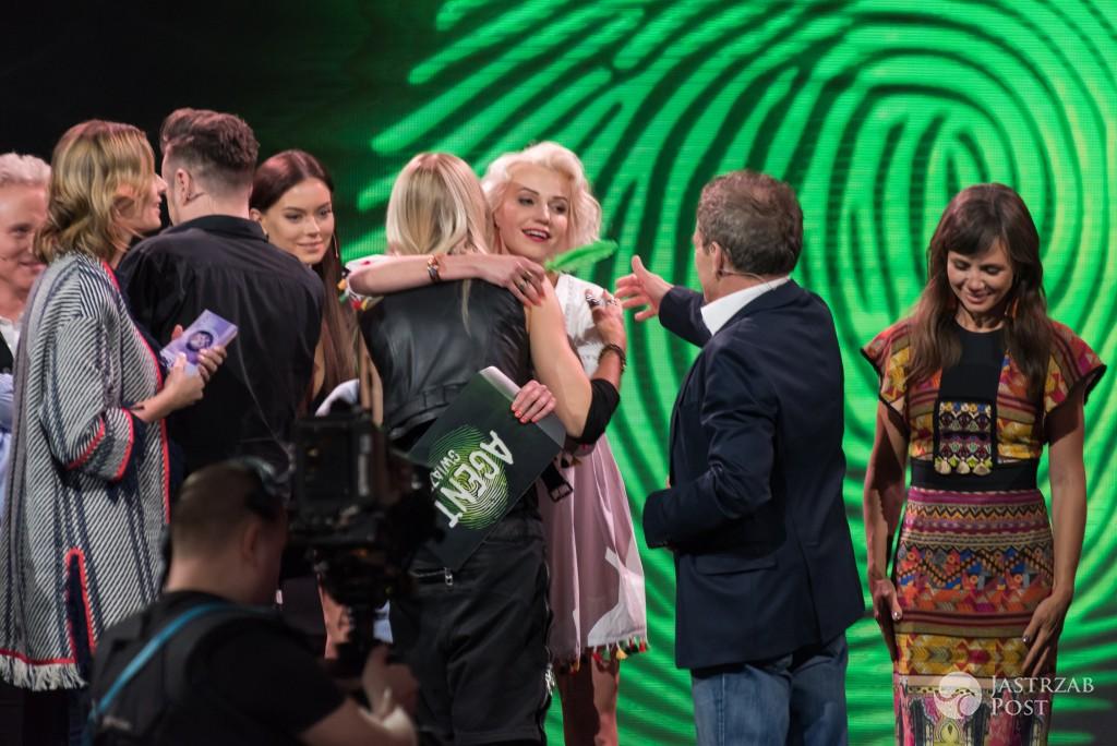 Ostatni odcinek drugiej edycji Agenta wygrała Daria Ładocha