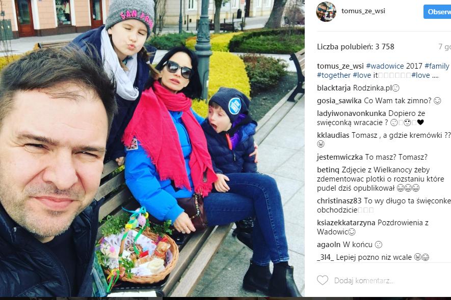 Tomasz Karolak Instagram