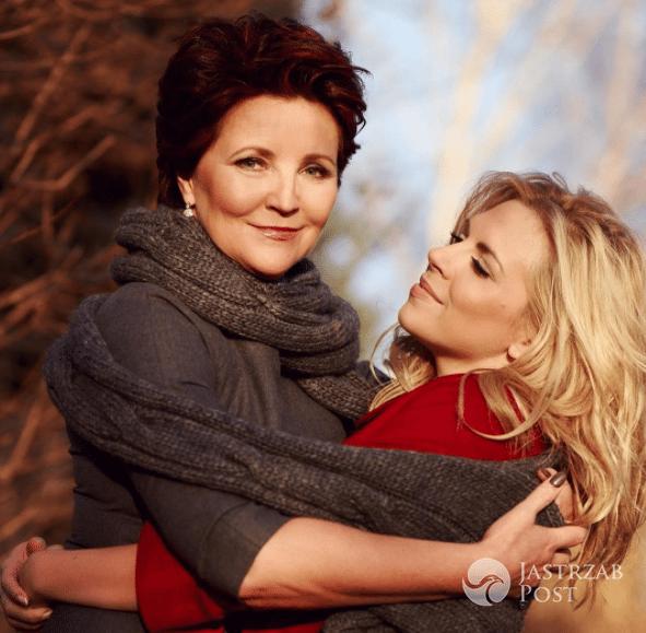 Aleksandra Kwaśniewska z mamą Jolantą Kwaśniewską - Dzień Matki 2017