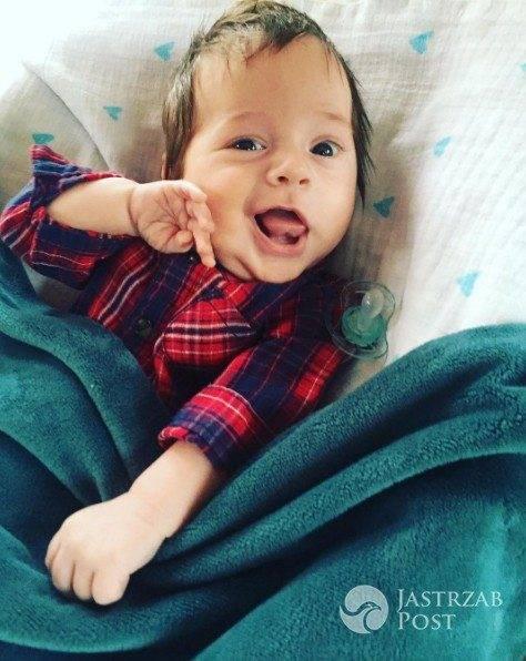 Syn Natalii Jakuły na Instagramie