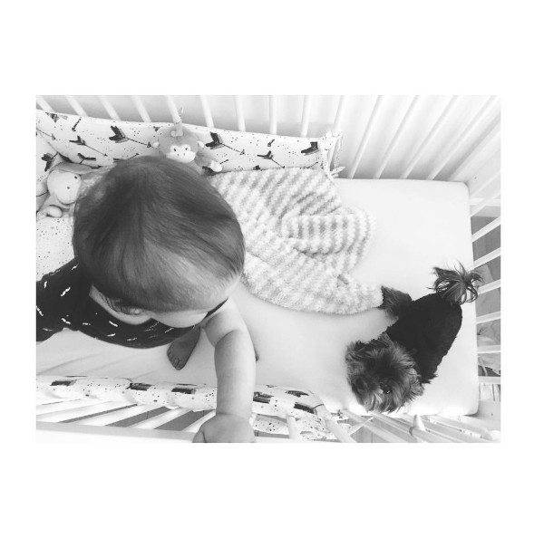 Paulina Wyka opublikowała zdjęcie synka