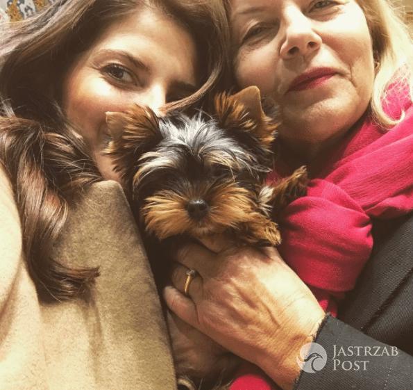 Weronika Rosati z mamą-Dzień Matki 2017