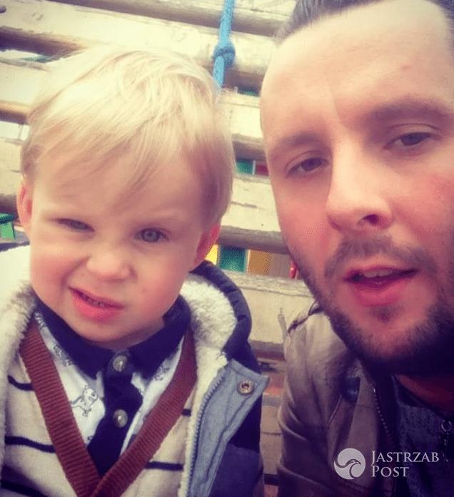 Tymon Niebielecki - syn Alicji Janosz i Bartosza Niebieleckiego