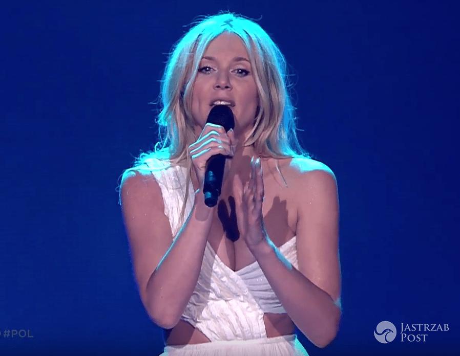Jak wystąpiła Kasia Moś na Eurowizji 2017?