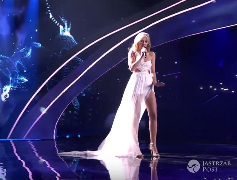 Kasia Moś na Eurowizji 2017 - występ