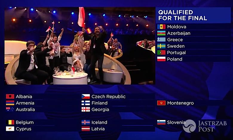 Polska w finale Eurowizja 2017