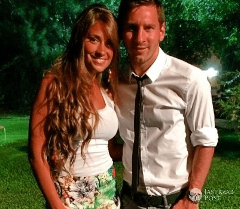 Leo Messi bierze ślub
