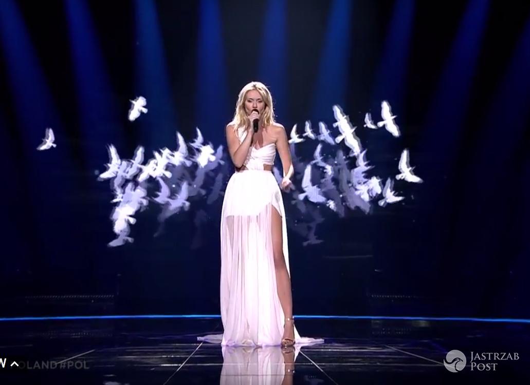 Kasia Moś - występ na Eurowizji 2017