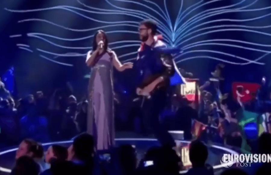Wpadka na występie Jamali na Eurowizji 2017