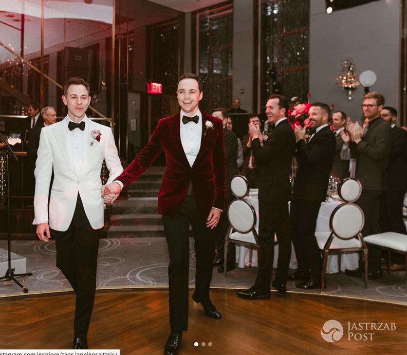 Gejowski ślub Todda i Jima
