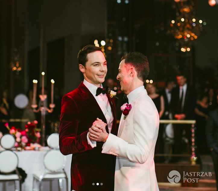 Znani geje wzięli ślub