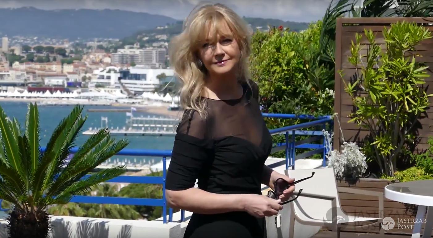 Grażyna Torbicka w kampanii L'Oreal Paris