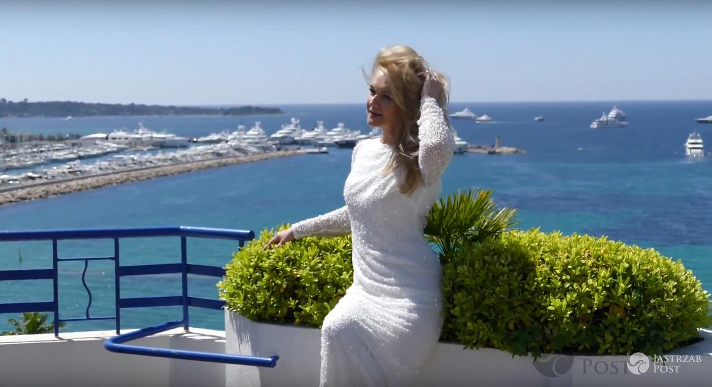 Cannes 2017 - Grażyna Torbicka sesja zdjęciowa